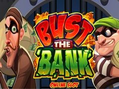 Bust The Bank slot game