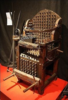 mediev tortur, histori, spike, medieval torture, chairs, dark side, seats, instrument, tortur devic