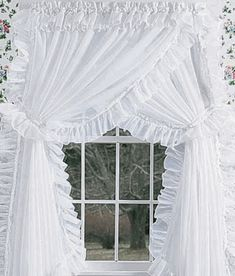 Country Curtains On Pinterest Country Curtains Valances And Lace C