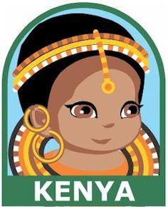 World Thinking Day Ideas for Kenya