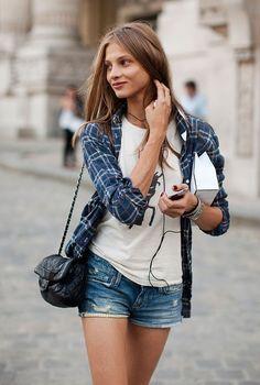 Beautiful everyday style!