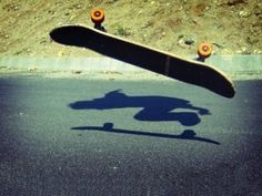 skateboarding, skateboards, ghost rider, leap of faith, funny photos, inspiring pictures, photography, shadows, photographi