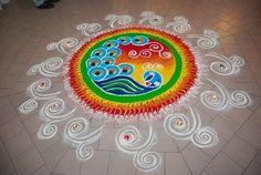 rangoli kolam and peacock kolam designs without dots in bharatmoms.com