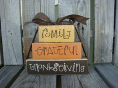2x4 thanksgiving