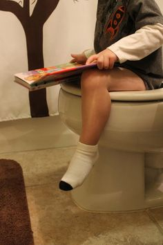 Potty Training Basics!!! Best article out there for potty training! MUST READ