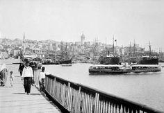İstanbul'un ilk fotoğrafları