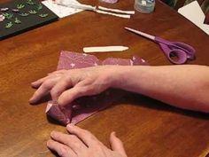 Diamond Origami Fold tutorial
