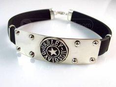Harley Davidson Band Bracelet