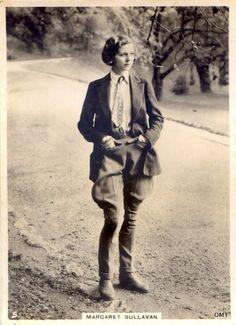 "Margaret Sullavan  Unidentified photographer, ""Beauties of Today"", Cigarette card, Britain, ca. 1937"