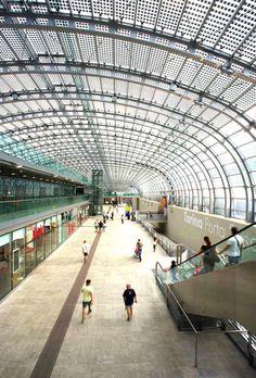 Porta Susa TGV Station / Silvio D´Ascia