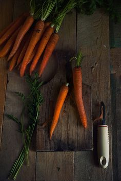 Picture. Carrots