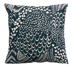 Starling Cushion by Imogen Heath