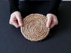 Make Sisal Placemats