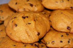 Weight Watchers Pumpkin Chocolate Chip Cookies