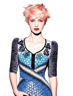 Toni and Guy editorial