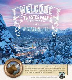 Estes Park, Colorado.