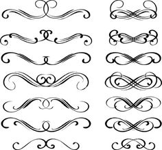 Scroll Templates On Pinterest Royal Icing Templates
