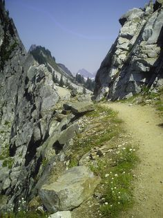 Kendall Katwalk - Pacific Crest Trail
