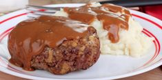 Slow Cooker Salisbury Steak * *