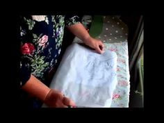 Freestyle Machine Embroidery Tutorial Part One