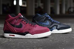 Preview: Nike Air Tech Challenge II (September Releases) http://www.sprhuman.com/2014/08/preview-nike-air-tech-challenge-ii-september-releases/