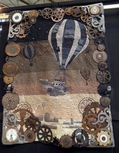 Highlights from Festival of Quilts