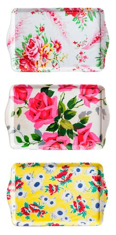 Floral Trays