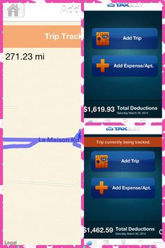 best mileage tracker app for iphone 2014