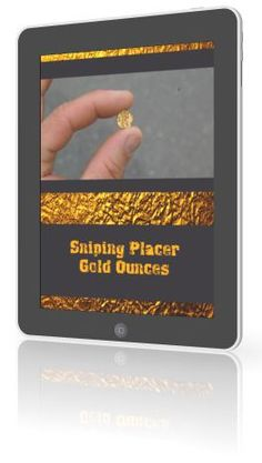 Sniping Placer Gold-eBook, $2