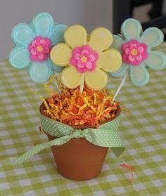 Cookie Bouquet.