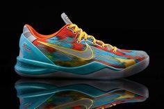 Image of Nike Kobe 8 System Venice Beach