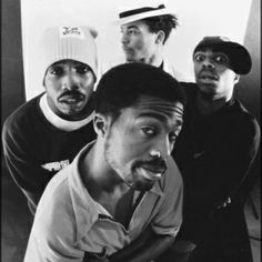 DAY FOUR / DREAM LINE-UP: Pharcyde #notionfg