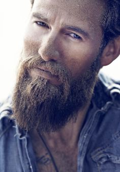 Clayton Pyle.  Bad-ass Panty dropper now.  His beard has accomplished what his scruff could not. Kult-Model-Agency_