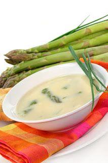 Asparagus soup!