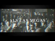 We're still basking in the afterglow of the SLS Las Vegas Grand Opening!  Here's a recap in case you missed it!