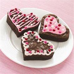 Funfetti® Brownie Cut-Outs