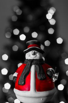 *FROSTY THE SNOWMAN