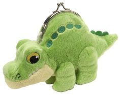 Green Alligator Clasp Purse at theBIGzoo.com, a toy store that has shipped over 1.2 million items.