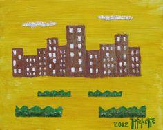 City Skyline by Danny Ricketts