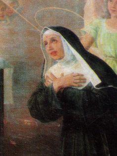 st rita of cascia | Saint Rita of Cascia | Flickr - Photo Sharing!