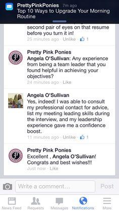 #PinkPonies #Etsy #Fellowship Team Leaders #girlsmakingstrides