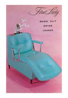 Lounge Chair for dryer