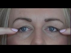 Why am I only just now figuring this out? When you have a hooded eye, you have to do your make-up (eye shadow, eye liner, etc.) differently. HOODED , DROOPY EYES - my makeup tips and tricks - YouTube