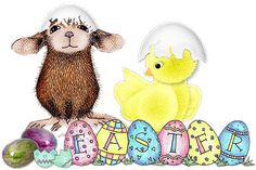 Easter House Mouse