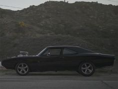 Vin Diesel's Dodge Charger is Fast, Furious and EFFING LOUD