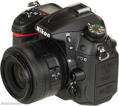 Nikon D7000 Controls - Ken Rockwell Article