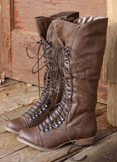 Outlaw Boots