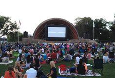 Every Summer outdoor movie screening in Boston, now in one calendar!