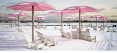 Claude Cormier - Landscape Architecture + Urban Design -SUGAR BEACH
