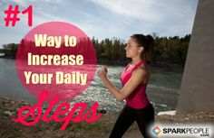 The No. 1 way to be more active every single day. Get the secret! | via @SparkPeople #fitness #exercise #workout #walk